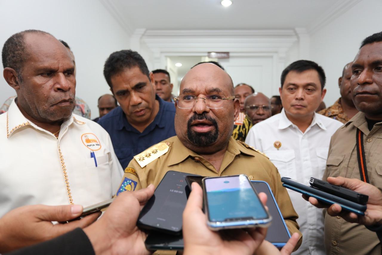 Papua Resmi Lakukan Lockdown untuk 28 Hari, Kecuali Urusan PON